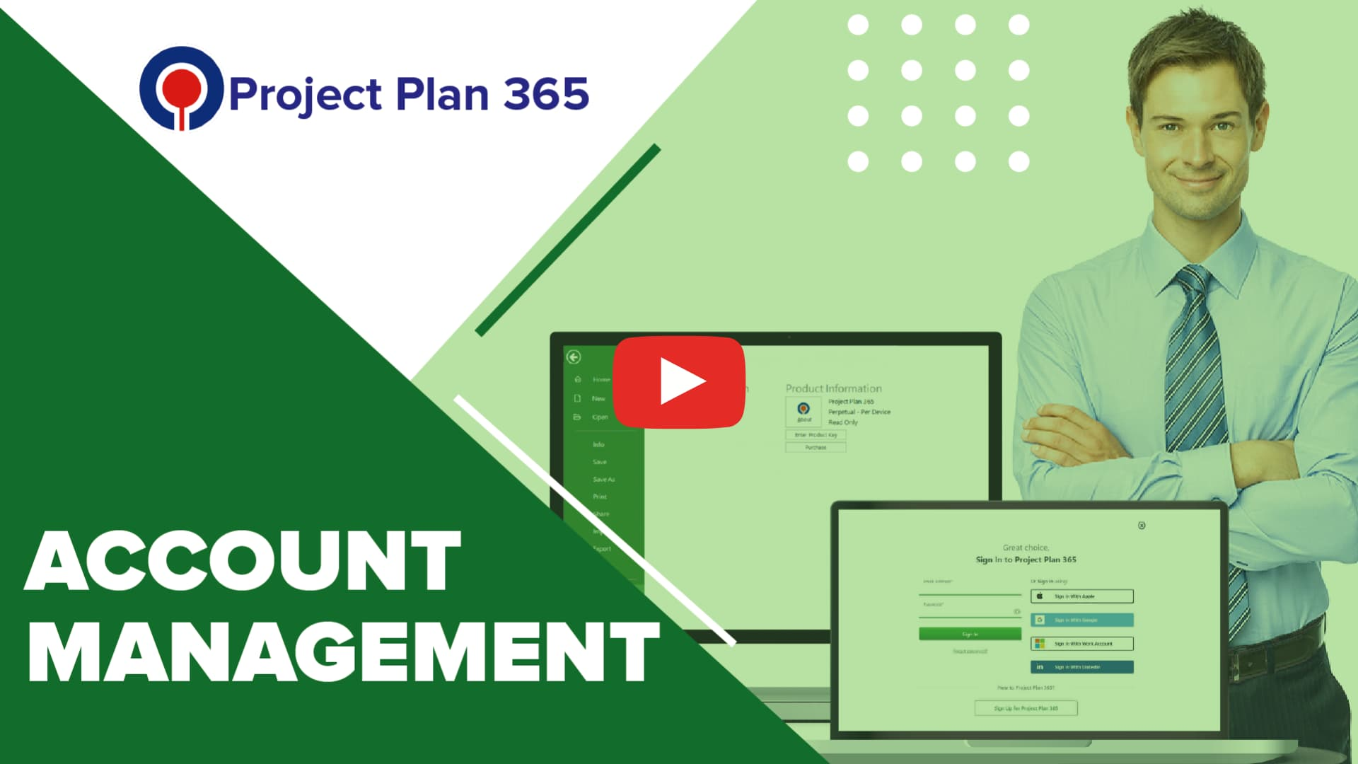Account Management Video