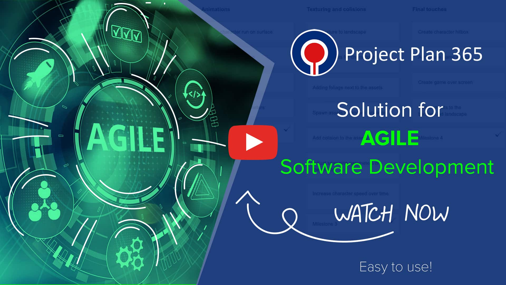Solution for Agile Software Development