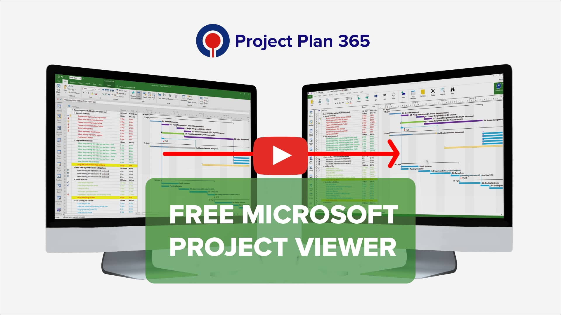Free Viewer for Microsoft Project