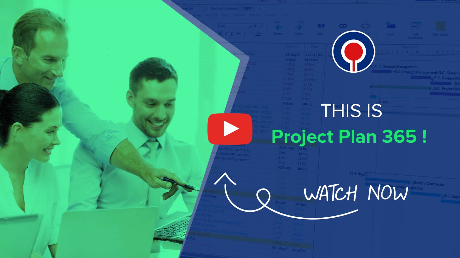 This is Project Plan 365
