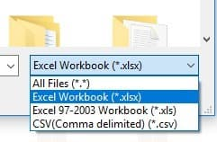 Import from Excel – Project Plan 365