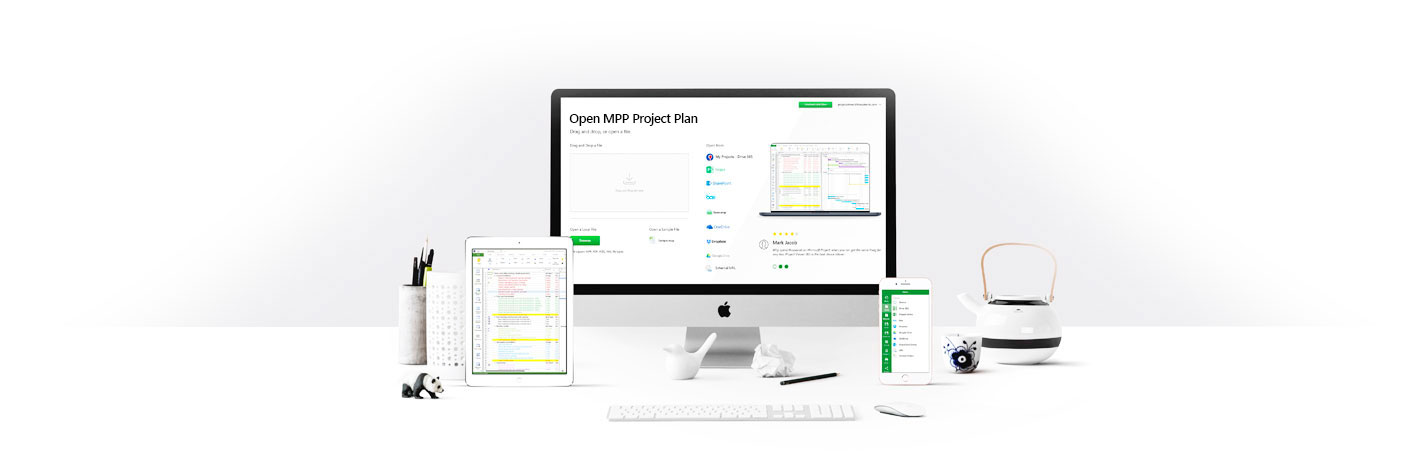 For Mac – Project Plan 365