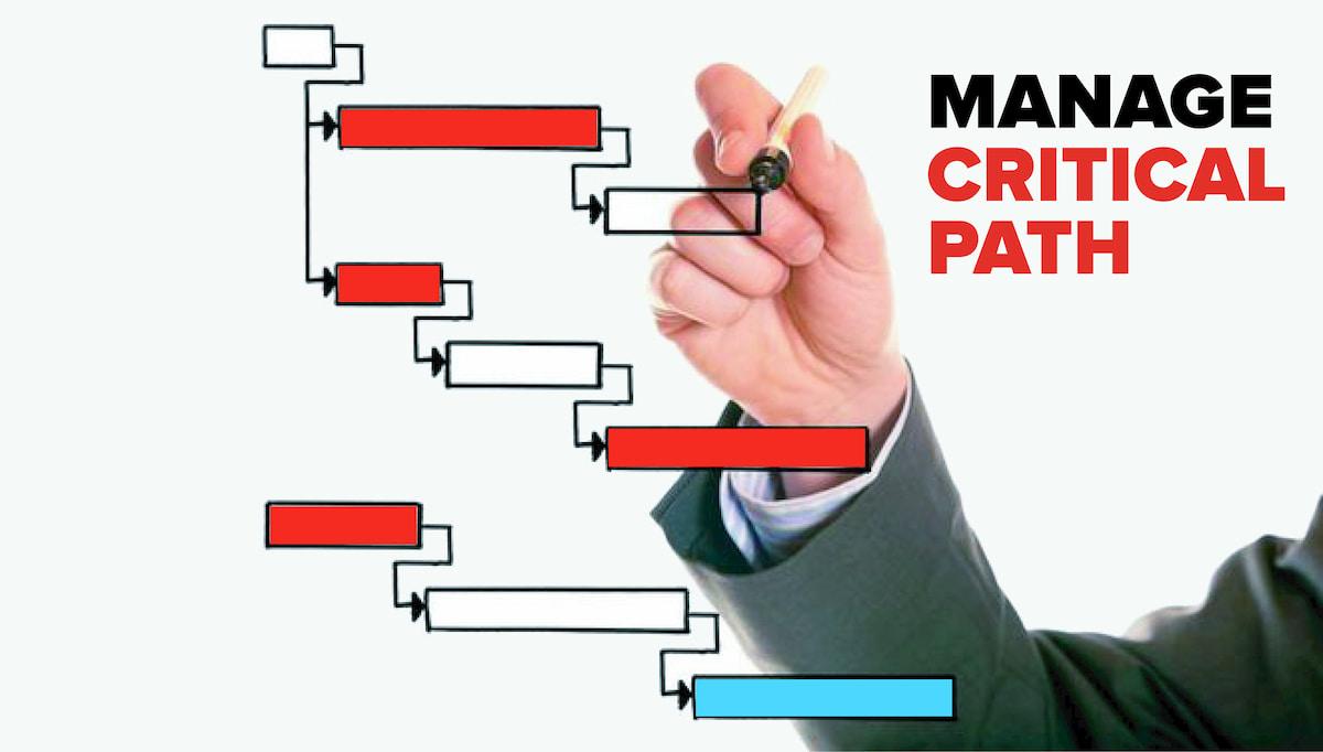 Manage Critical Path