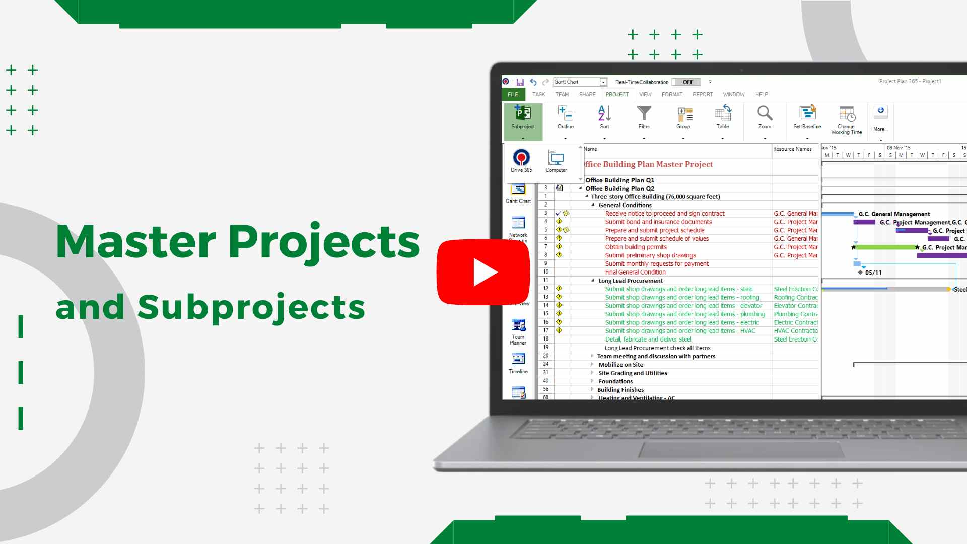 MPP Projects