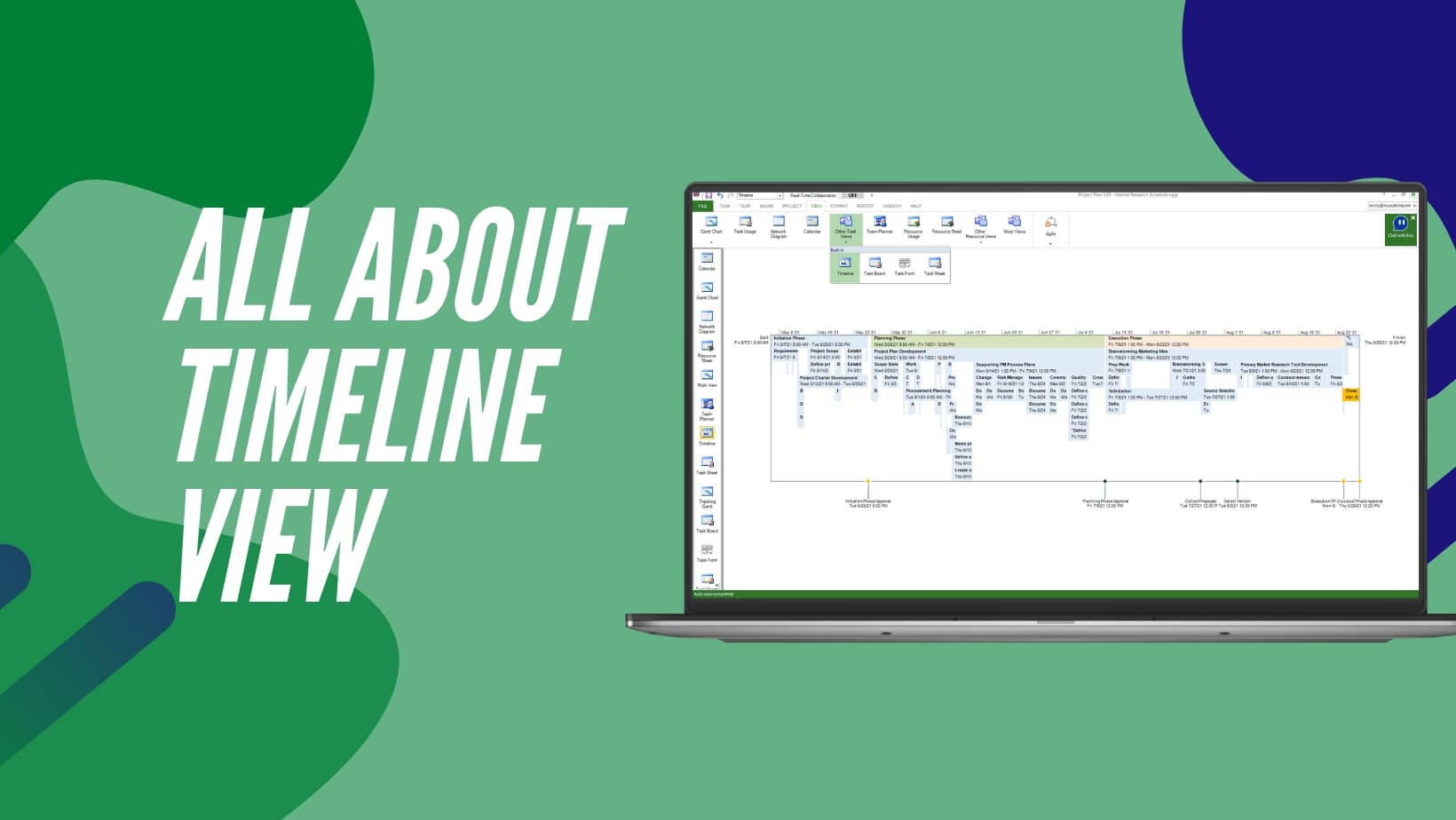 All About Timeline View