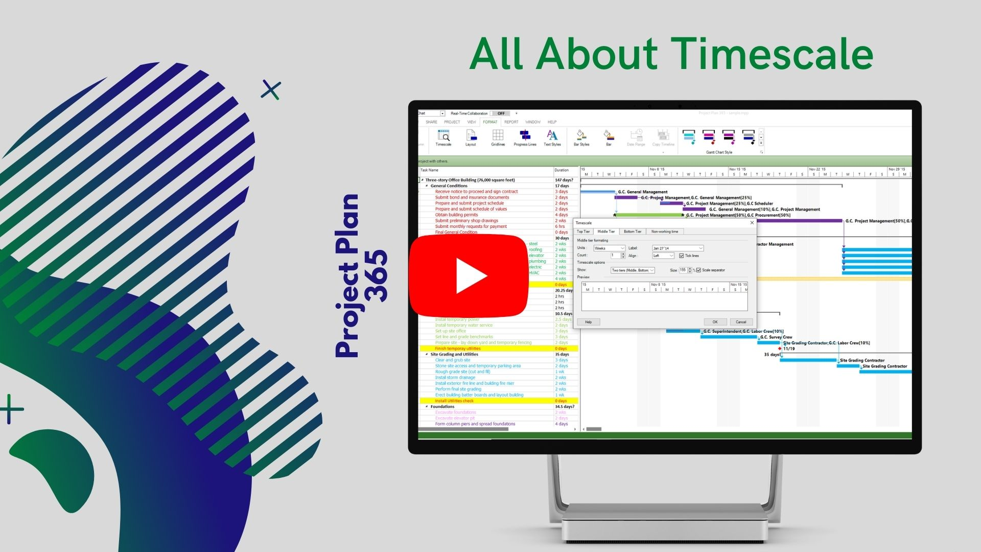 All About Timescale
